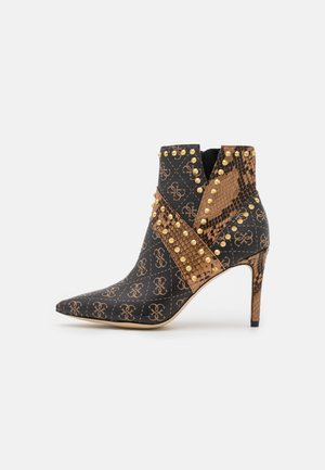 DANINA - Ankle boots - brown