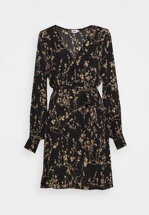 KALEA DRESS - Denní šaty - black