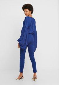By Malene Birger - ADELIO - Trousers - ultramarine - 2