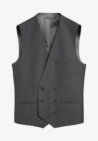 Next - Waistcoat - grey - 0