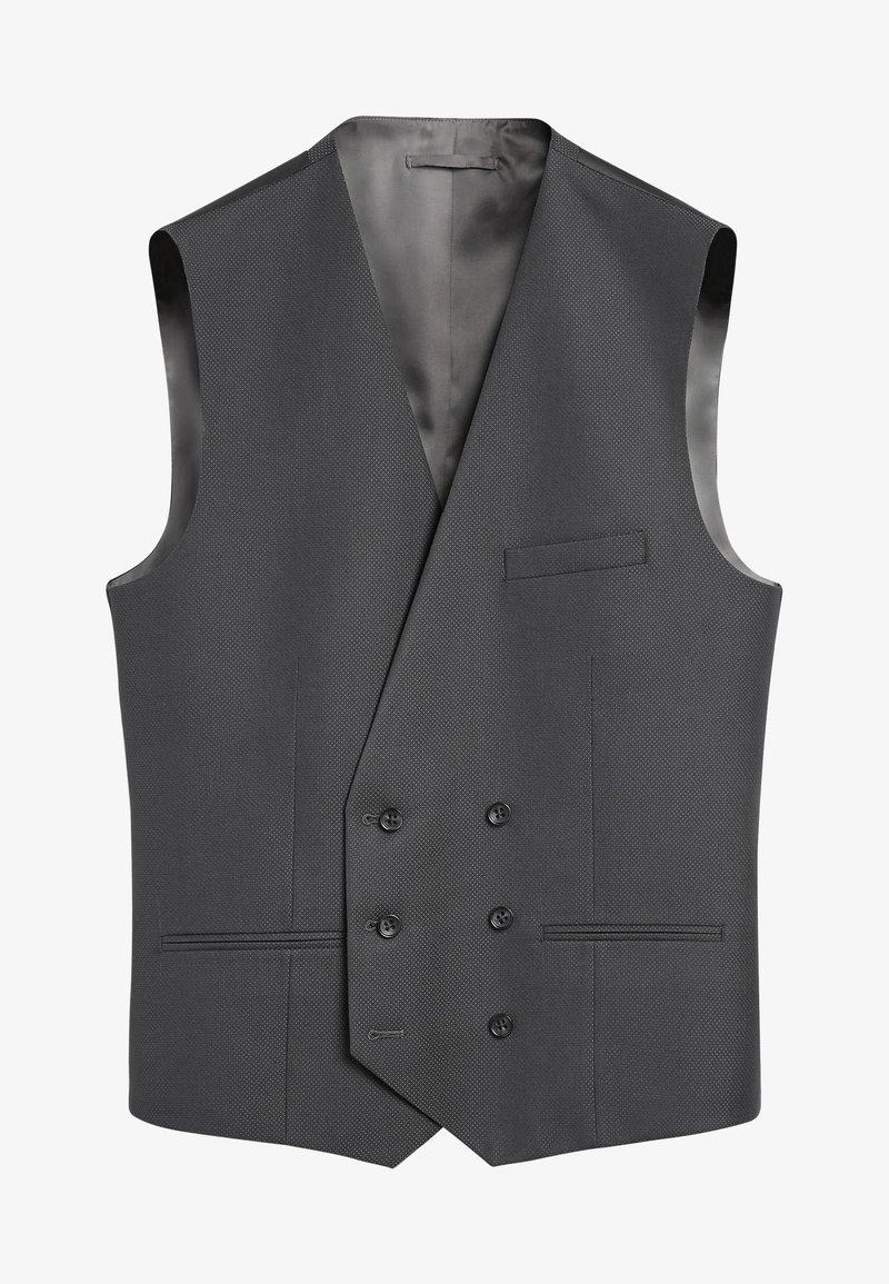 Next - Waistcoat - grey