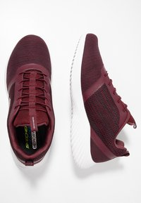 Skechers Sport - BOUNDER - Trainers - burgundy - 1