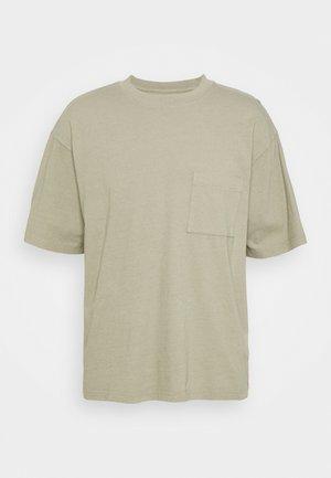 Basic T-shirt - gale green