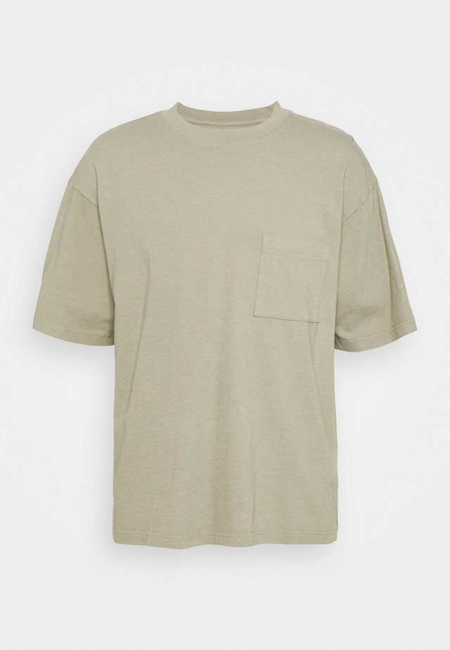 Basic T-shirt - gale green