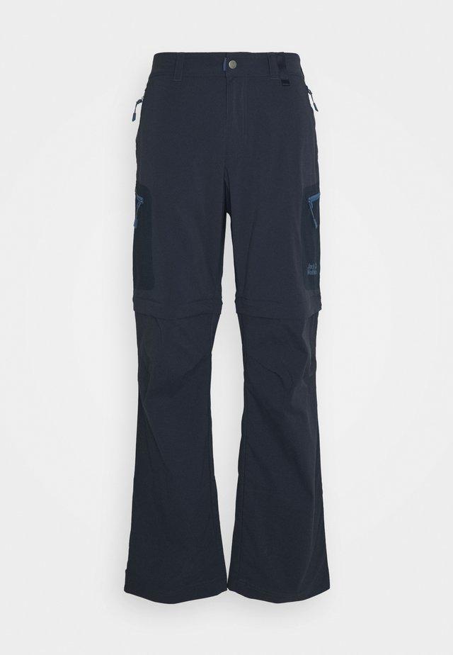 ACTIVATE LIGHT ZIP OFF - Pantalons outdoor - night blue