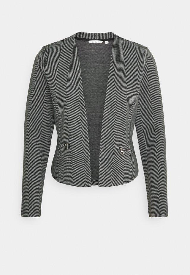BLAZER COSY - Blazer - dark grey