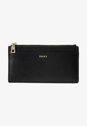 BRYANT SLIM - Wallet - black/gold