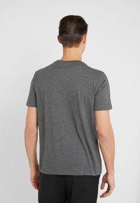 HUGO - DOLIVE - Camiseta estampada - open grey - 2