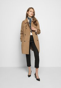 Lauren Ralph Lauren - DOUBLE FACE - Classic coat - brown - 1
