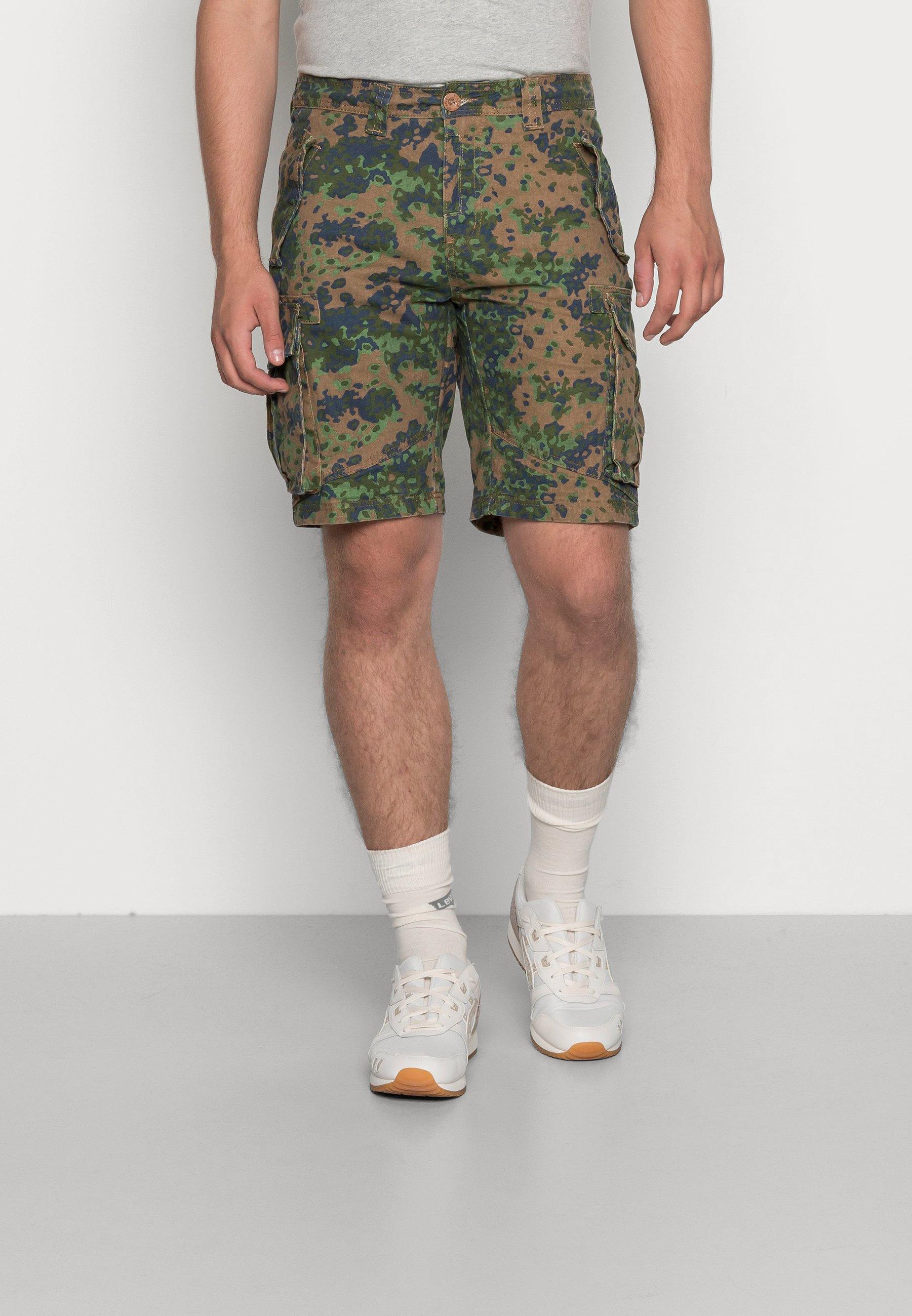 Homme MILITARY SHORT - Short - camo