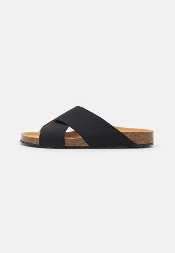 BALI VEGAN - Mules - black