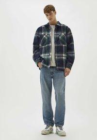 PULL&BEAR - Straight leg jeans - blue-grey - 1