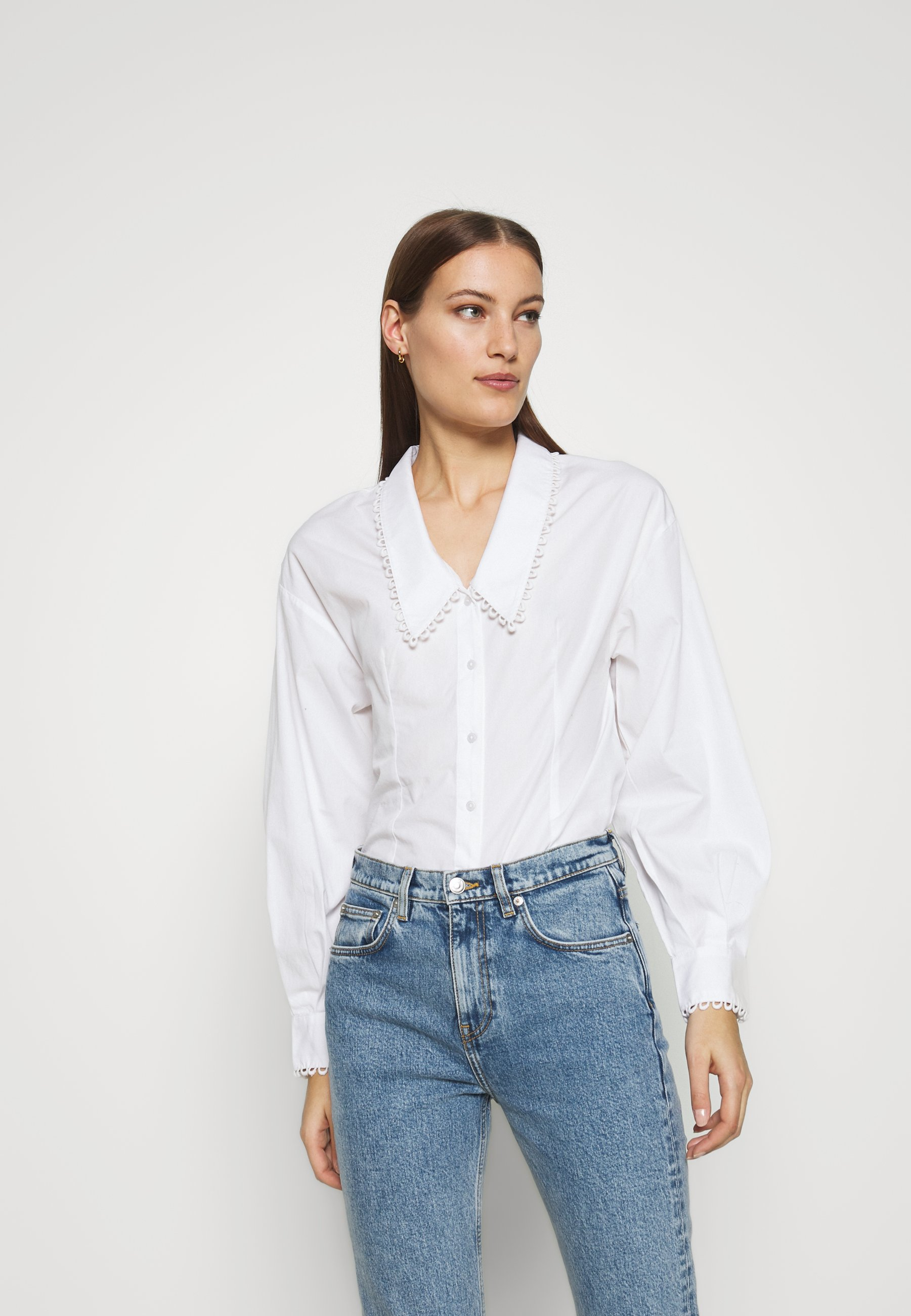 Women SLFROMANCE SHIRT - Button-down blouse