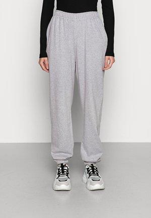 BASIC - Pantalones deportivos - grey