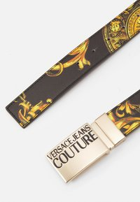 Versace Jeans Couture - CINTURA - Pásek - nero/oro - 1