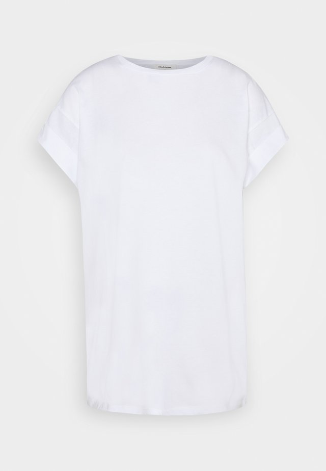 BRAZIL - Basic T-shirt - white