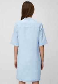 Marc O'Polo - Shirt dress - sunny sky - 2