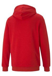 Puma - Sweatshirt - high risk red - 4
