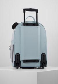 Lässig - ABOUT FRIENDS PAU PANDA - Wheeled suitcase - grey - 3