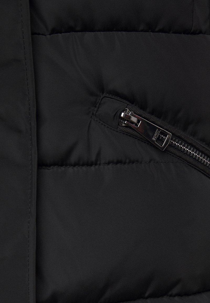 Esprit JACKET - Winterjacke - black/schwarz xZTwzO