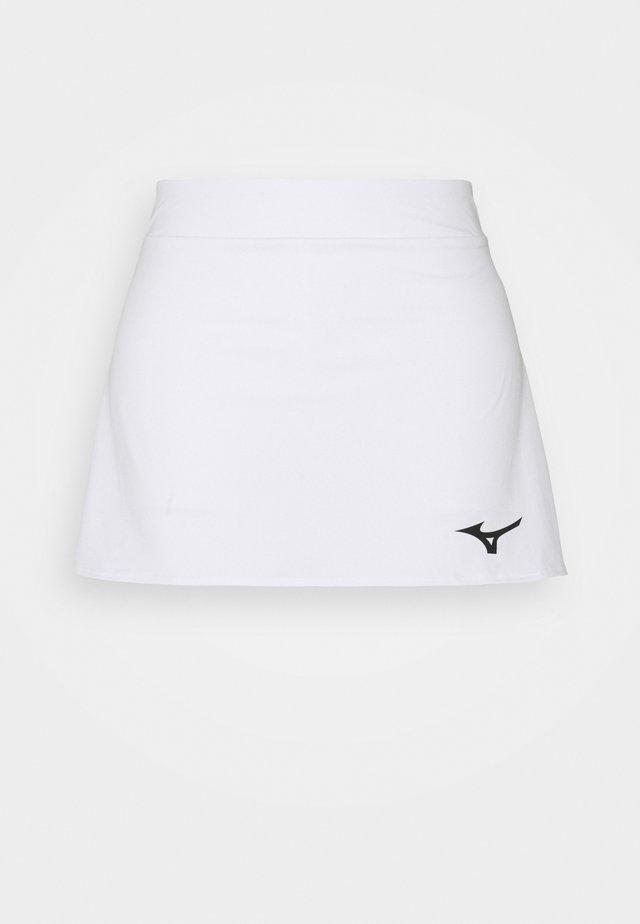 FLEX SKORT - Jupe de sport - white