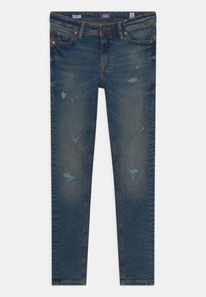JJIDAN JJORIGINAL JR - Jeans slim fit - blue denim