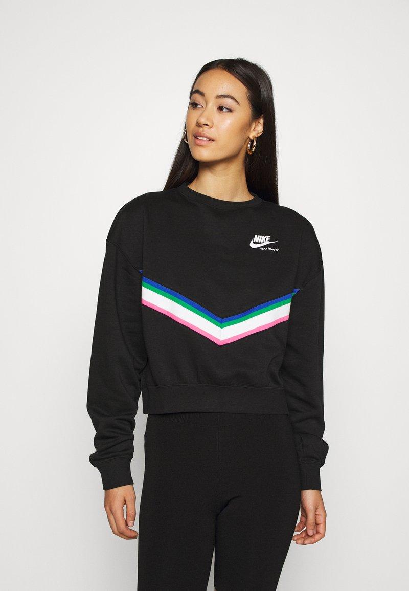 Nike Sportswear - Sweater - black/sail/white