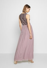 Lace & Beads - PICASSO MAXI - Occasion wear - purple