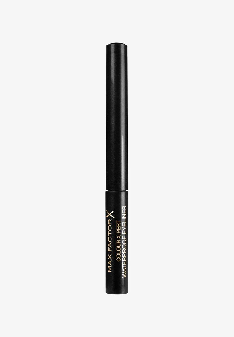 Max Factor - COLOUR X-PERT WATERPROOF EYELINER - Eyeliner - 1 deep black