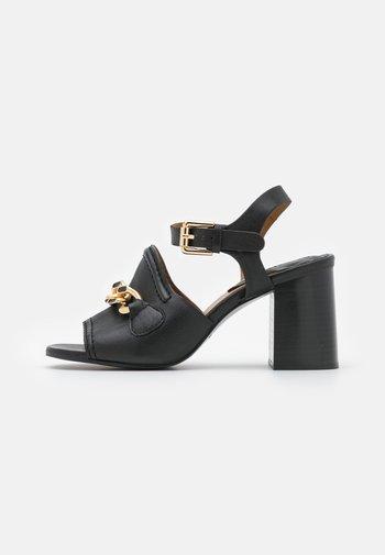 MAHE - Sandals - black