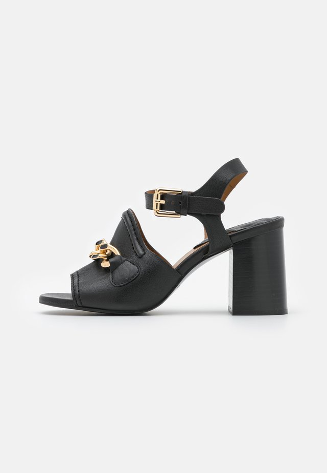 MAHE - Sandalen - black