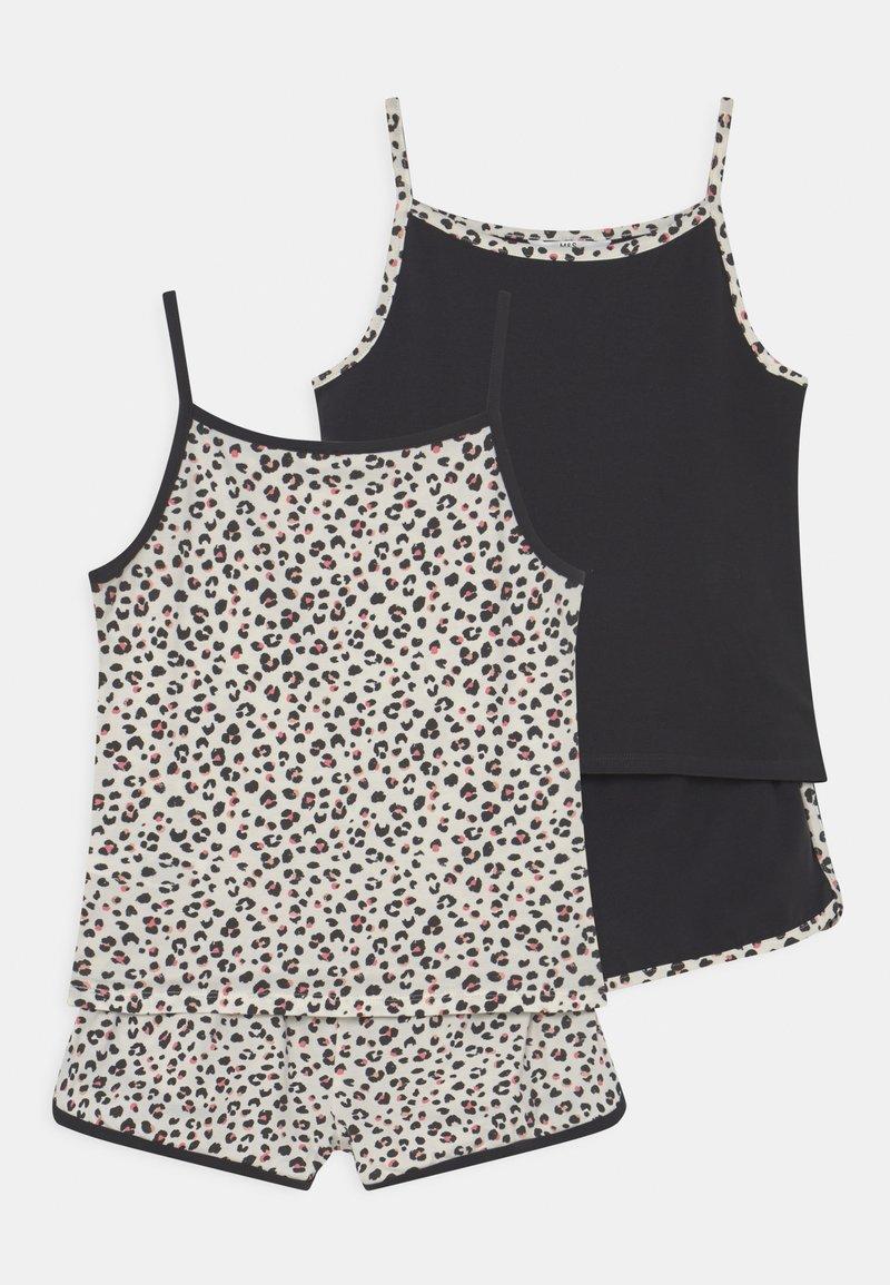 Marks & Spencer London - LEOP CAMI 2 PACK - Pyjama set - multi-coloured