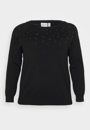 JRSNILLE  - Jumper - black
