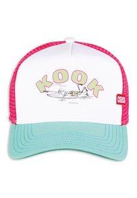 Coastal - Cap - white/mint/pink - 1