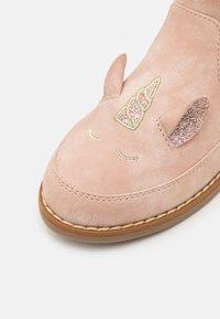 Friboo - Laarzen - light pink - 5