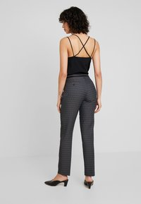 More & More - TROUSER - Trousers - marine - 2