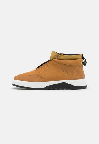 SUPAWAY CHUKKA - Lace-up ankle boots - wheat