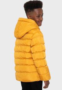 Threadboys - Winter jacket - mustard - 2