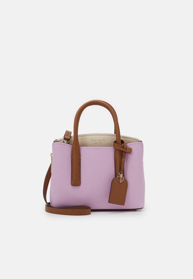 MARGAUX MINI SATCHEL - Handtasche - sweet pea multi