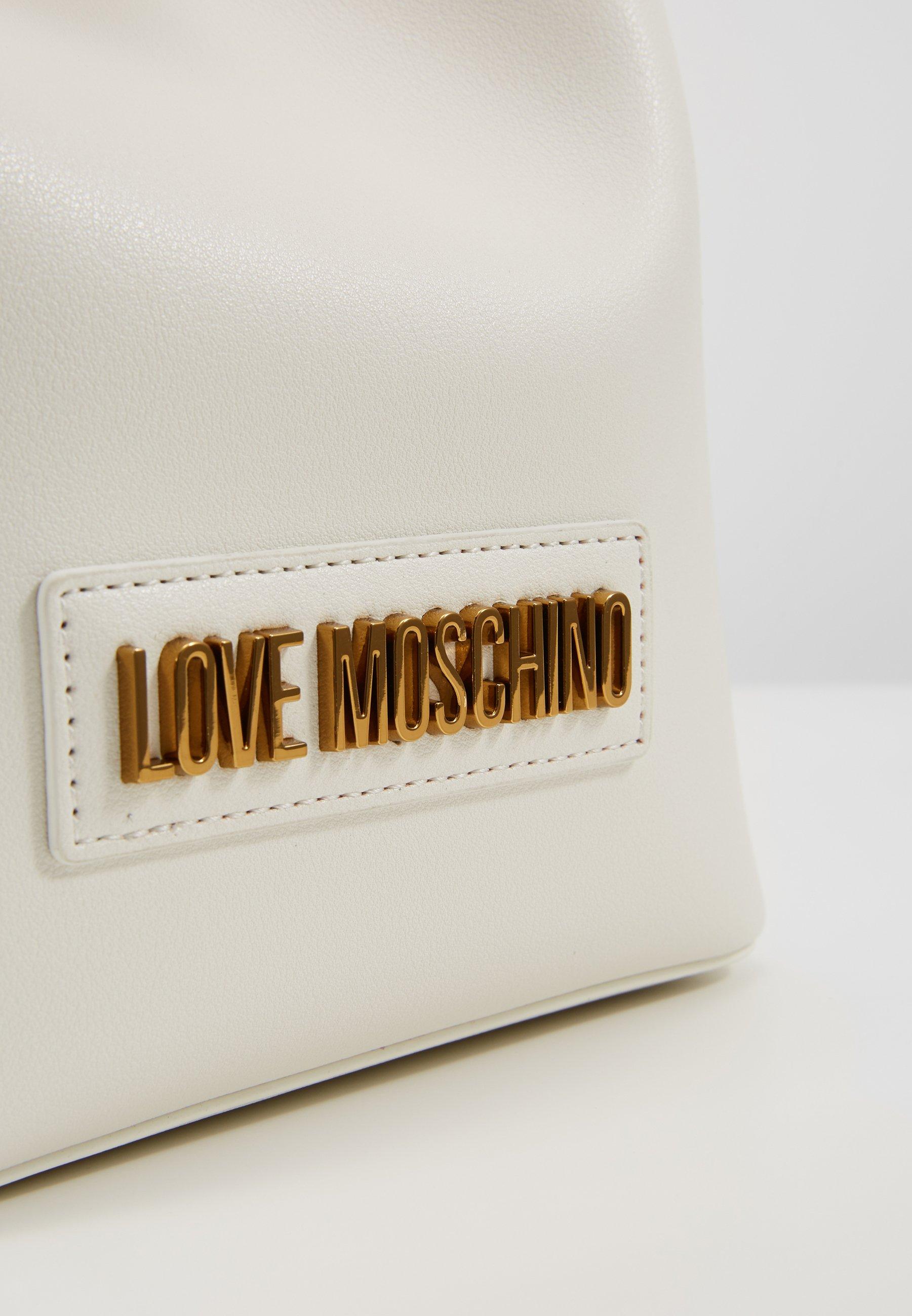 Love Moschino Håndveske white Zalando.no