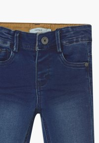 Name it - NMMTHEO - Straight leg jeans - dark blue denim - 2