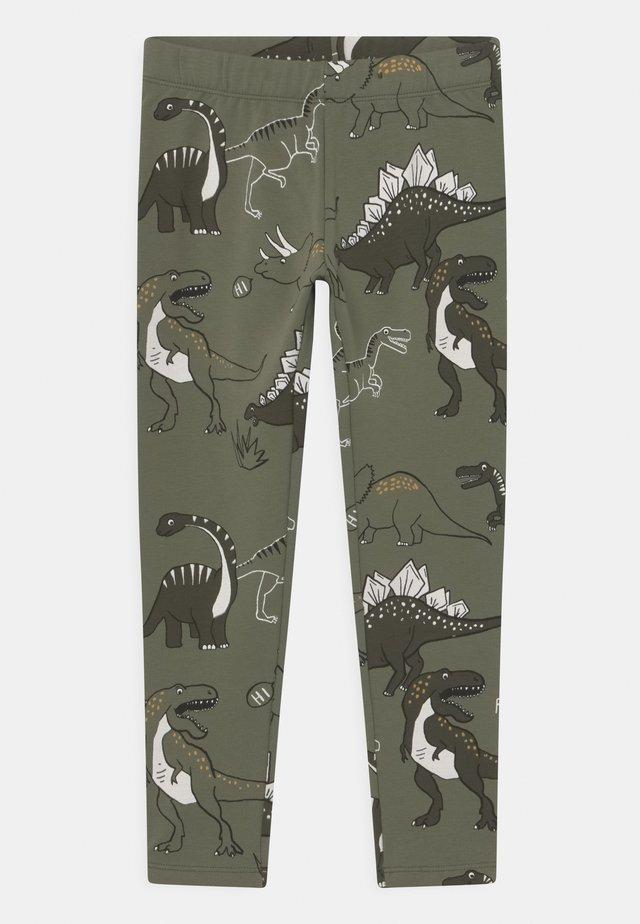 MINI DINOS - Leggings - Trousers - khaki
