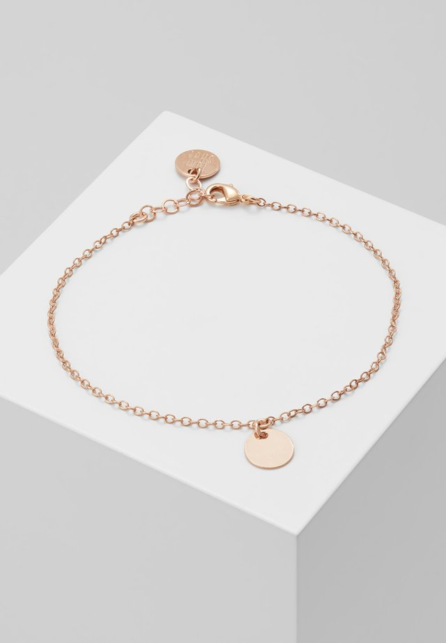 Bracciale - rose gold-coloured