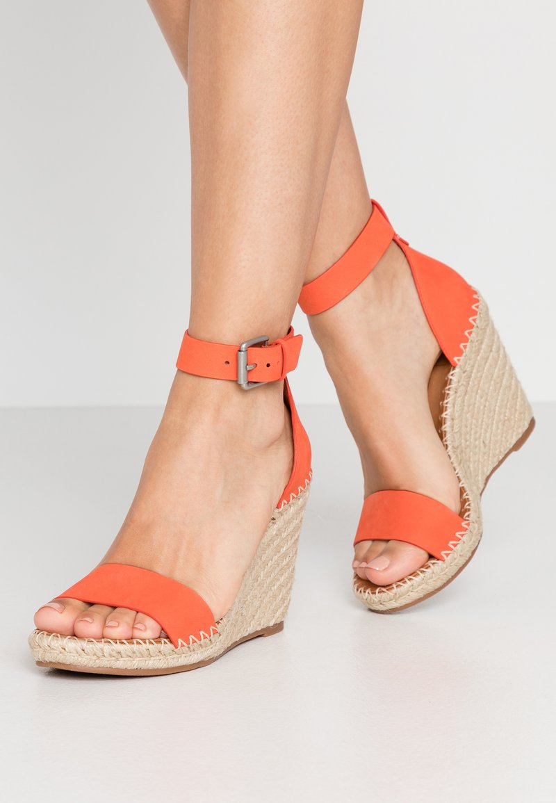 Dolce Vita - NOOR - Sandalen met hoge hak - red