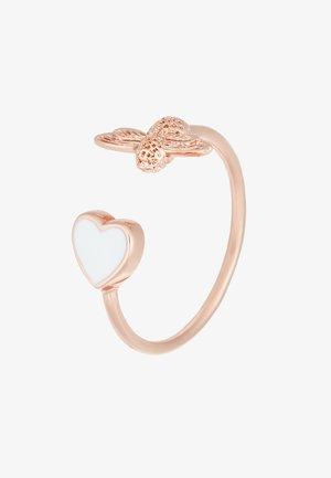 LOVE BUG - Earrings - roségold-coloured