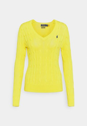 CLASSIC - Svetr - elite yellow