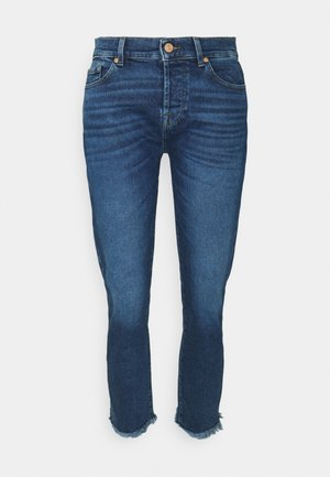 ASHER LUXE VINTAGE REJOICE - Slim fit jeans - mid blue
