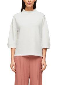 s.Oliver BLACK LABEL - Sweatshirt - white - 4