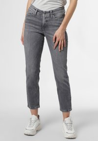 Cambio - Slim fit jeans - silber - 2