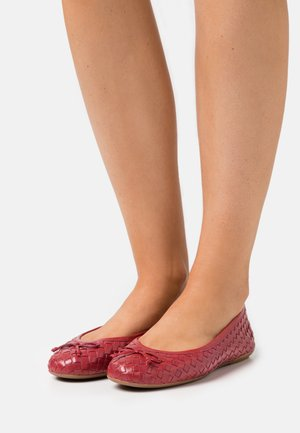PALMARIA - Ballet pumps - red